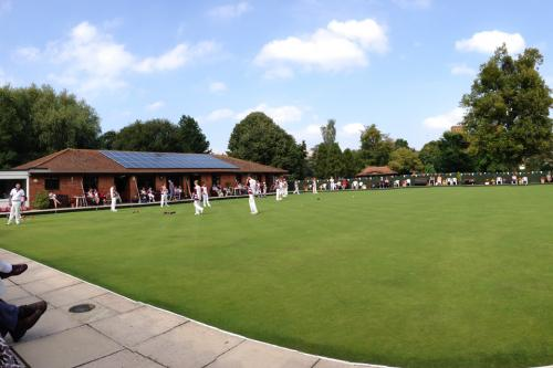 Taunton Bowling Club Panoramic