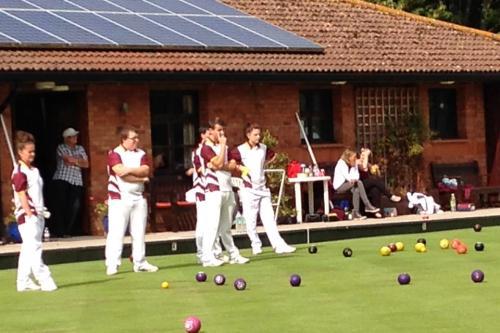 Taunton Bowling Club Youth